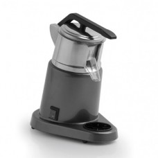 Spremiagrumi professionale a leva, MSP2 a norma CE, con vasca di lavorazione in acciaio inox, Contenitore 110 mm, Dimensioni 320x220x360 mm