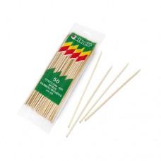 Stecchini bamboo confezione da 1000 pz, dimensioni dello stecchino 20 cm