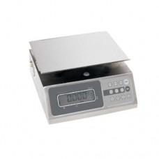 Bilancia di precisione, corpo in acciaio inox, digitale, max pesata 10 Kg, dimensioni 248x253x132h mm, modello 81MIN10/2TLF