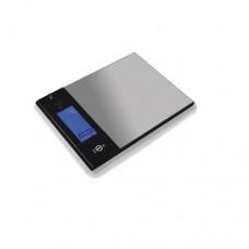 Bilancia di precisione, corpo in acciaio inox, digitale, max pesata 5 Kg, dimensioni 160x230x15h mm, modello 81MIN5-1FLF