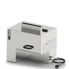 Inteneritrice per bistecche in acciaio inox per carne modello 029603 , bocca introduzione 250x30mm, 370 Watt