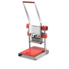 Inteneritrice manuale in acciaio inox per carne modello 029900 , dimenisoni 450x400x907h mm