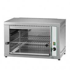 Salamandra RS40, 230V monofase, dimensioni griglia cottura 600x370x400h ,Dimensioni griglia cottura 400x290 mm