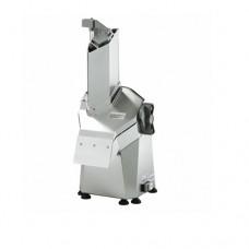 Sfilaccia mozzarelle in acciaio inox, a norme CE, dischi esclusi, produzione oraria 250/300 Kg/h, dimensione 330x380x690h mm