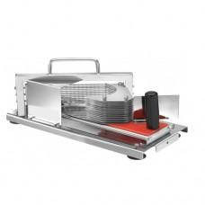 Taglia verdura-frutta manuale, dimensioni 450x200x205h mm, modello HT-4