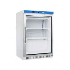 Armadio refrigerato statico ECO, modello EF200G, dimensioni 600x585x855 mm, capacità 130 lt, temperatura -18°c -22c°