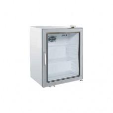 Armadietto refrigerato statico snack, modello SC 100G, dimensioni 620x543x700 mm, 115 lt, temperatura +2°C + 8°C
