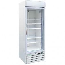 Armadio refrigerato snack, modello SNACK420 BTG, dimensioni 680x700x1985 mm, capacità 578 lt, temperatura -18°C -22C°