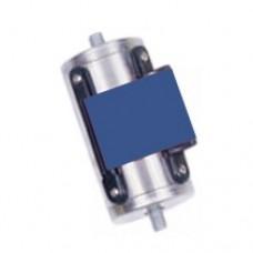 Puntale inox lucido PU5195IB con nastro Blu