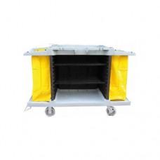 Carrello multiuso CA 1520 in plastica,Dimensioni esterne 150x54x99h cm