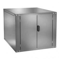 Cella di lievitazione in acciaio inox, a norme CE, modello SC-FGI4, N° teglie 9/11, dimensioni 1000x845x1000h mm