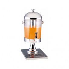 Distributore bevande DS 10401 struttura in acciaio inox, dimensioni 27x22x58h cm