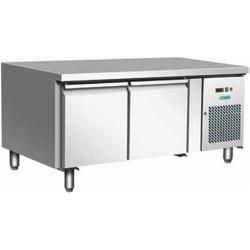 Tavoli refrigerati senza alzatina
