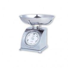 Bilancia da cucina in acciaio inox, 3 kg