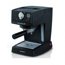 Macchina da caffè, serbatoio acqua visibile da 0,9 lt, dimensioni 180x260xh280 mm, adatta per caffè in polvere e in cialde