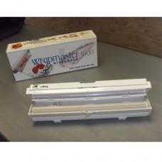 Dispenser per alluminio e pellicola trasparente adatti per la cucina, ideale per avvolgere e conservare il cibo.
