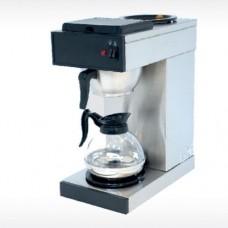 Macchina per caffè modello Contessa, piastra riscaldante inferiore e superiore, capacità 1,6 Lt, tempo di bollitura 6 minuti, 1 brocca in vetro inclusa, dimensioni 215x380x460h mm