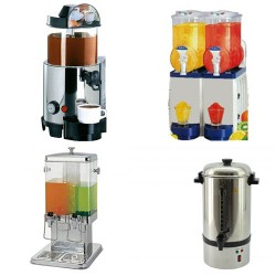 Erogatori di bevande / caffè / sorbetti / granite
