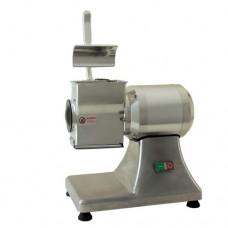Grattugia professionale con struttura in acciaio inox, ideale per grattugiare formaggio, frutta secca,cioccolato, mandorle e pane, dimensioni 405x280x420 mm