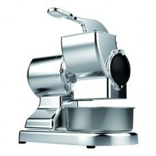 Grattugia professionale con struttura in acciaio inox, ideale per grattugiare formaggio, frutta secca,cioccolato, mandorle e pane, dimensioni 249x290x295 mm