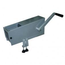 Tagliapatate manuale, modello TP 10, ideale per ristoranti e mense, taglio prodotto 10x10 mm, dimensioni 420x110x210 mm