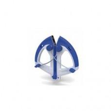 Affilacoltelli ideale per raddrizzare e lucidare i coltelli, barrette in acciaio inox, modello SC-9008500