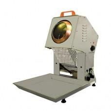 Pralinatrice da banco elettrica, scocca in acciaio inox, capacità 2 kg, monofase a norme CE, dimensioni 45x75x70 cm