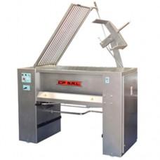 Macchina impastatrice costruita interamente in acciaio inox, dimensioni 2400x950x2000h mm modello IM 150M