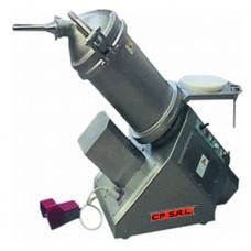 Macchina insaccatrice interamente in acciaio inox AISI 304, dimensioni 1500x600x1250h mm