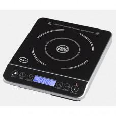 Piastra ad induzione, uso domestico, temperatura regolabile 60 - 240 °C, dimensioni massime 290x360x62 mm