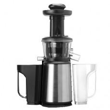 L'estrattore di succo è un piccolo elettrodomestico dalla grande funzionalità, in grado di spremere qualsiasi tipo di frutta e verdura, capacità raccolta succo 1 litro, dimensioni 360x220x417h mm