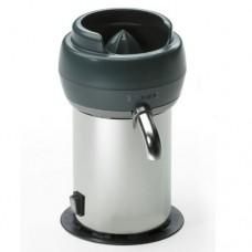 Spremiagrumi per arancie, pressione manuale, corpo in acciaio inox, facile da pulire, produzione Arance/ora: 200, dimensioni 200x280x340h mm