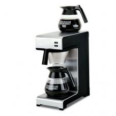 Macchina da caffè a filtro, produzione a brocca 18 litri/ora, senza collegamento all'acqua, dimensioni 195x406x446h mm