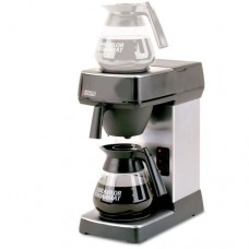 Macchina da caffè a filtro, produzione a brocca 18 litri/ora, senza collegamento all'acqua, dimensioni 214x391x424h mm