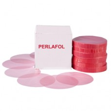 Dischi perlafol, colore rosa, forma rotonda, diametro 100, 110, 130, 150