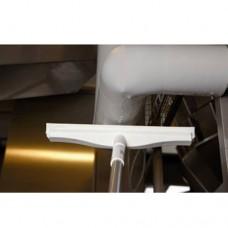 Innovativo strumento per raccogliere l'umidità condensata sui tubi degli stabilimenti di lavorazione ed evitare che sgoccioli sugli alimenti o sui nastri di trasporto