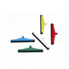 Tiracqua/Spingiacqua professionale lunghezza 400 mm  con lama in spugna di gomma ideale per rimuovere acqua e residui alimentari, disponibile in vari colori