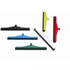 Tiracqua/Spingiacqua professionale lunghezza 500 mm  con lama in spugna di gomma ideale per rimuovere acqua e residui alimentari, disponibile in vari colori