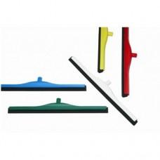 Tiracqua/Spingiacqua professionale lunghezza 700 mm  con lama in spugna di gomma ideale per rimuovere acqua e residui alimentari, disponibile in vari colori